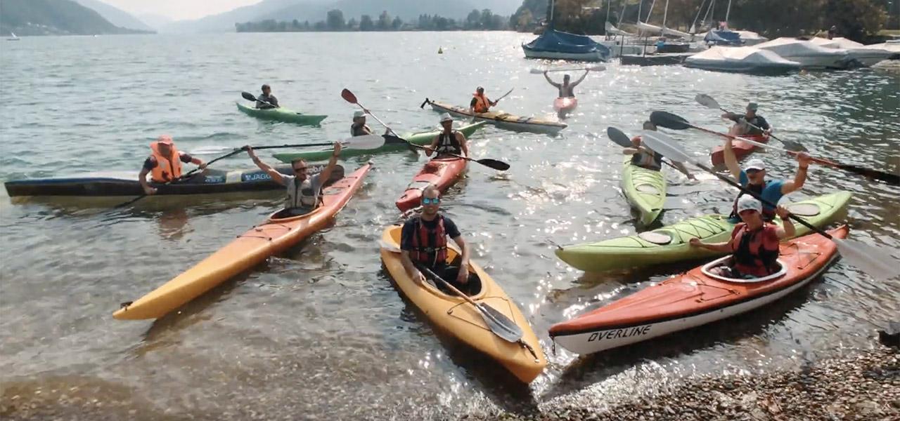 Team Ex Machina Kayak 2019